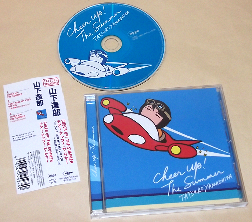 「 CHEER UP! THE SUMMER 」 通常盤CD